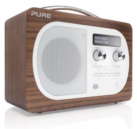 DAB-radio Pure Evoke D4 Foto: Pure