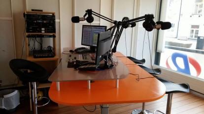 Studio, Radio Grenland