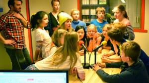 Barnas Radiodag, Radio Latin-Amerika
