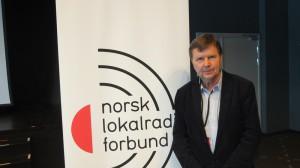 Svein Larsen gjenvalgt som leder i Norsk Lokalradioforbund, landsmøte 2016