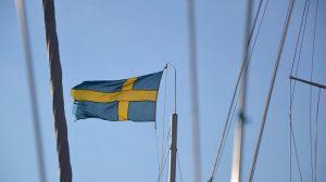 Sverige flagg