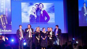 Årets radionavn, Prix Radio 2016. Foto: radiodager.no