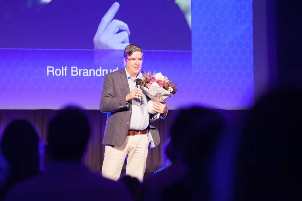 Årets Hederpris 2016: Rolf Brandrud