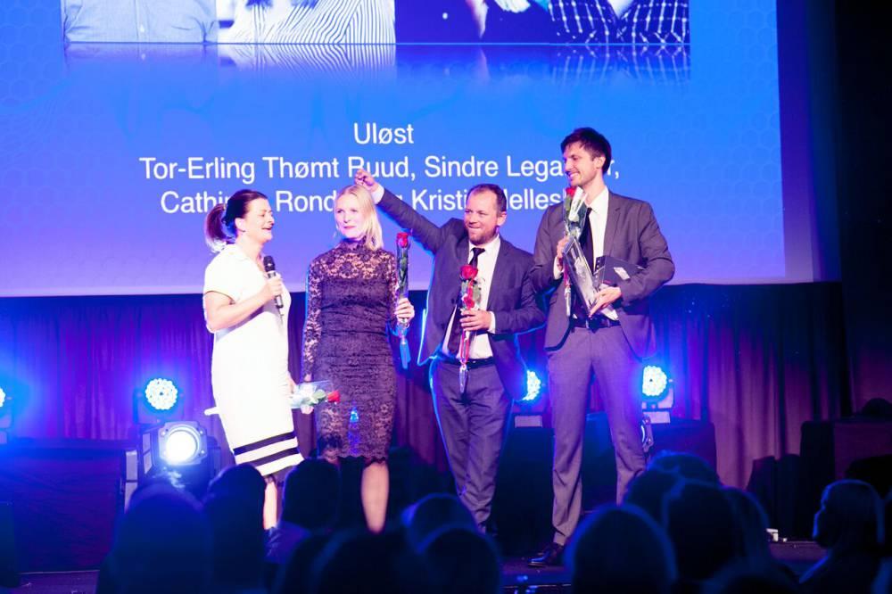 VG vinner pris for podcast under Prix Radio 2016