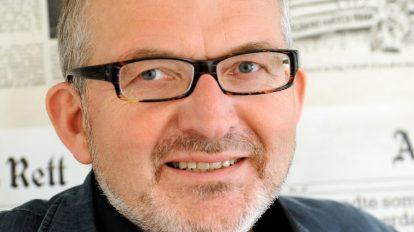 Digitalredaktør i Nea Radio, Nils Kåre Nesvold