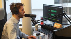 Tommy Novik, Radio 3 Bodø. Foto: Kyrre Dahl, radionytt.no