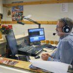 Radio E6. Foto: Radio E6/Opp - Per Ole Aalberg