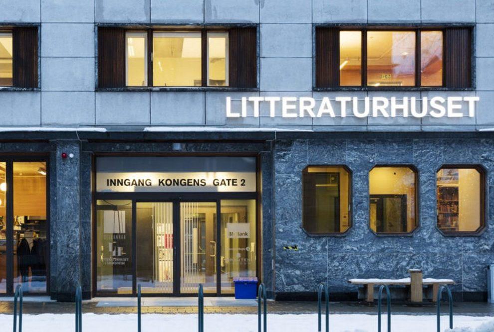 Den store radiokrigen på Litteraturhuset Trondheim – Norsk