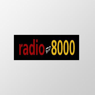 Radio 8000